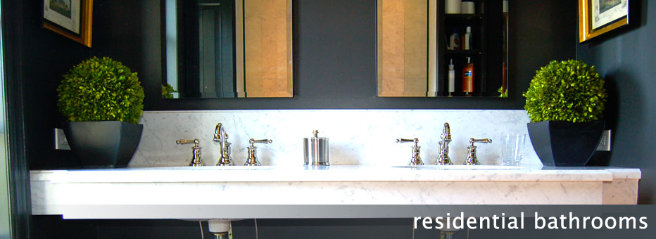 Residental Bathroom Remodeling